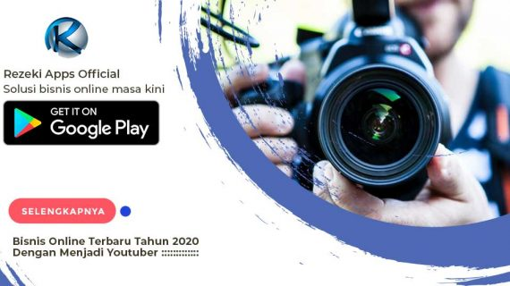 Bisnis Online Terbaru Tahun 2020 Dengan Menjadi Youtuber