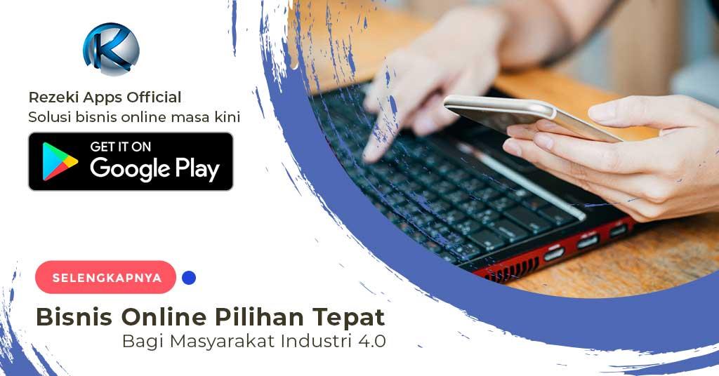 bisnis online era industri 4.0