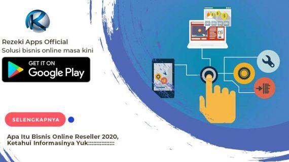 Apa Itu Bisnis Online Reseller 2020, Ketahui Informasinya Yuk