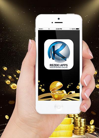 member VIP Rezeki Apps