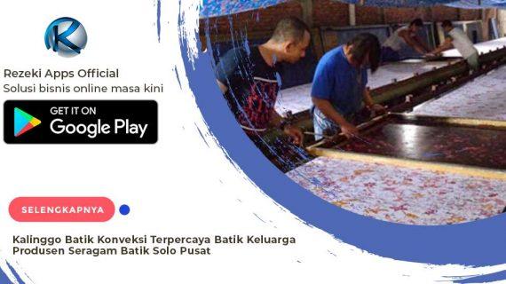 Batik Keluarga: Kalinggo Batik Konveksi Terpercaya
