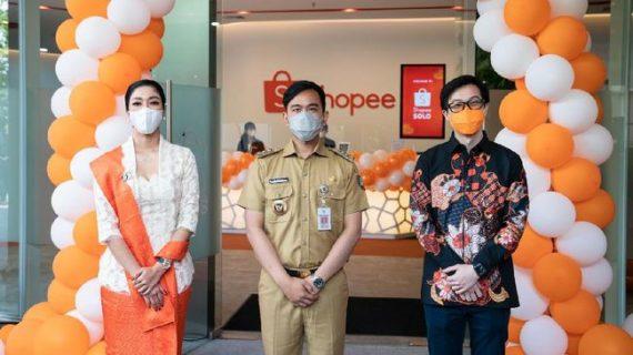 Shopee Buka Kantor di Solo Bakal Serap Ribuan Tenaga Kerja
